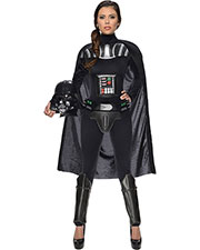 Halloween Costumes RU887594LG Darth Vader Female Large at GotApparel
