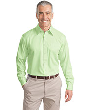Port Authority S638 Men Long Sleeve Non-Iron Twill Shirt at GotApparel