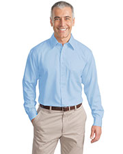 Port Authority S638 Men Long-Sleeve Non-Iron Twill Shirt at GotApparel