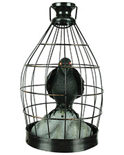 Halloween Costumes SS50448G Crow In Cage Animated at GotApparel
