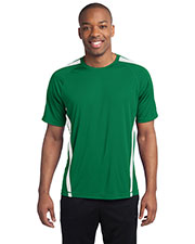 Sport-Tek® ST351 Men Colorblock PosiCharge®  Competitor  Tee at GotApparel