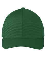 Sport-Tek® STC33 Men Flexfit Grid Texture Cap   at GotApparel