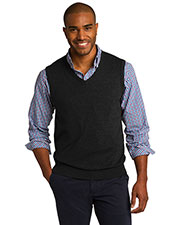 Port Authority SW286 Men Sweater Vest at GotApparel