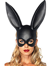 Halloween Costumes UA2628BK Mask Rabbit Black at GotApparel