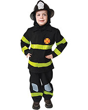 Halloween Costumes UP203T Toddler s Fire Fighter 3 To 4  at GotApparel