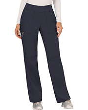 Cherokee Workwear Ww110t  Mid Rise Straight Leg Pull-On Pant at GotApparel