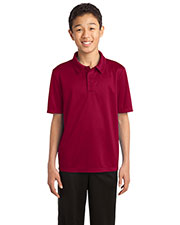 Port Authority Y540 Boys Silk Touch  Performance Polo at GotApparel