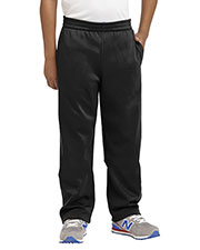 Sport-Tek® YST237 Men Sport-Wick Fleece Pant at GotApparel