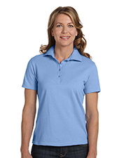 Hanes 035 Women 7 oz. ComfortSoft Cotton Piqué Polo