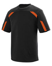 Augusta 1001 Boys Avail Crew Short Sleeve Jersey