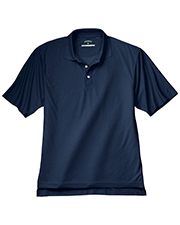 Skins Game 1002 Men Recycled Jacquard Activewear Polo Shirt at GotApparel