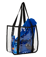 Gemline 1120BND  1120 Unisex Clear Event Tote at GotApparel