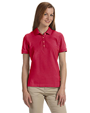 Ashworth 1146C  Ladies Combed Cotton Pique Polo at GotApparel