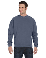 Authentic Pigment 11561  Ringspun Crewneck Sweatshirt at GotApparel