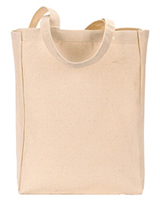 Gemline 120  All Purpose Tote Bag at GotApparel