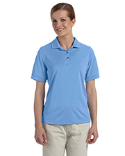 Ashworth 1290C Women Performance Wicking Pique Polo at GotApparel