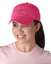 Anvil 145 Unisex Solid Low-Profile PigmentDyed Cap