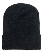 Yupoong 1501  Cuffed Knit Cap at GotApparel