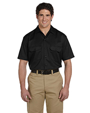 Dickies 1574 Men 5.25 oz. short sleeve Work Shirt at GotApparel