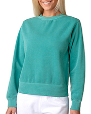 Chouinard 1596  Ladies Crewneck Sweatshirt at GotApparel