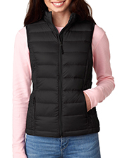 Weatherproof 16700W    Ladies' Packable Down Vest at GotApparel
