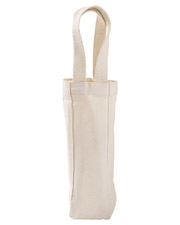 Liberty Bags 1725 Single Bottle Wine Tote