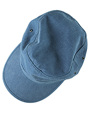 Authentic Pigment 1918 Unisex Cafe Cap