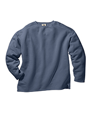 Authentic Pigment Boxy Crewneck Sweatshirt