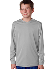 Badger 2104  Youth B Core Long-Sleeve Tee at GotApparel