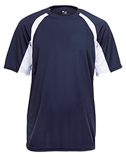 Badger 2144  Youth B-Dry Hook T at GotApparel