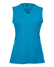 Badger 2163  Girl B-Core Sleeveless Tee at GotApparel