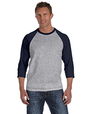Anvil 2184  Heavyweight Raglan T at GotApparel