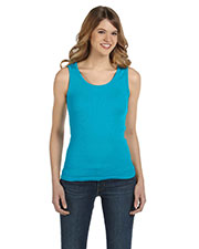 Anvil Ladies 2x1 Rib Tank Top