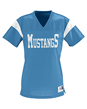 Augusta 252 Jr. Fit Pep Rally Jersey at GotApparel