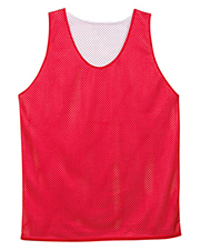 Badger 2529  Youth Mesh Reverse Tank at GotApparel