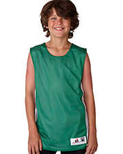 Badger 2559  Youth Mesh/Dazzle Reversible Tank at GotApparel