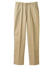 Edwards 2570 Men s Blended Chino Flat Front Zipper Pant at GotApparel