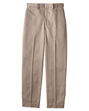 Edwards 2574 Men s Moisture Wicking Wrinkle Resistant Zipper Dress Pant at GotApparel