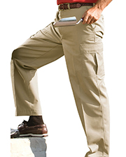 Edwards 2575 Men s Moisture Wicking Chino Cargo Pant at GotApparel