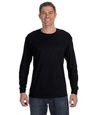Jerzees 29L Men 5.6 oz., 50/50 Heavyweight Blend LongSleeve T-Shirt at GotApparel