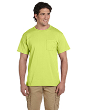 Jerzees 29P Men Dri-POWER® ACTIVE 5.6 oz., 50/50 Pocket T-Shirt