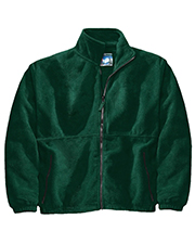 Sierra Pacific 3061 Adult Poly Fleece Full Zip Jacket at GotApparel