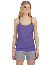 Anvil 325 Women Ladies SemiSheer Spaghetti Tank Top