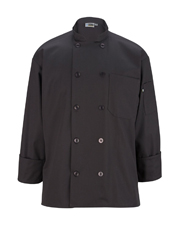 Edwards 3301 Unisex Classic Full Cut Long-Sleeve Chef Coat at GotApparel