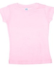 Rabbit Skins 3316  Toddler Fine Jersey T-Shirt at GotApparel
