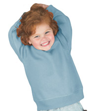 Rabbit Skins 3317 Toddlers 7.5 Oz. Sweatshirt