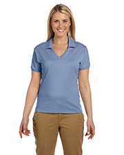 Jerzees 337W Women 5.6 oz., 50/50 Jersey Polo with SpotShield™