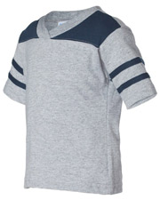 Rabbit Skins 3381  Toddler Football Tee at GotApparel