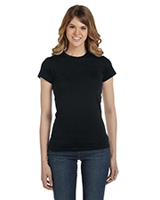 Anvil 379  Ladies Semi-Sheer Crew-Neck T at GotApparel