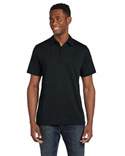 Bella 3802  Men's Five-Button Jersey Polo at GotApparel